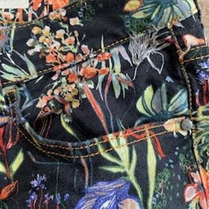 Anthropologie Pants - Anthropologie Patterned Jeans